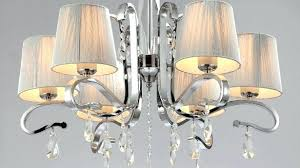 full size of interesting inspiration glass shades for chandeliers new fabric shade crystal 6 arm white