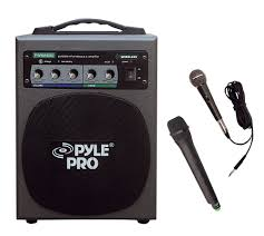 wireless speakers for office. pyle pwma600 sound and recording pa loudspeakers cabinet speakers 100 watt wireless for office i