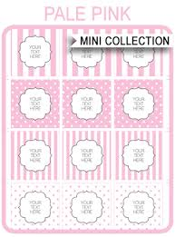 I wanted to do something for a shower gift, so i put together a cute gift basket for her. Free Baby Shower Printables Pink Stripes And Polkadots Free Baby Shower Printables Free Baby Shower Baby Shower Labels