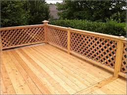 Lovable Patio Deck Railing Ideas Garden Decors