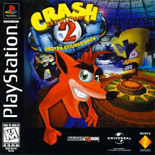 sony playstation 1 games. crash bandicoot 2 cortex strikes back sony playstation 1 games m