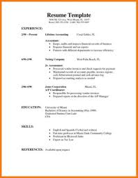 Bistrun 19 Resume Templates High School Students No Experience