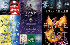 Top 100 teen fantasy romance books