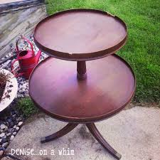 rescuing a little round table