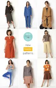 Lisette Patterns Magnificent Design Inspiration