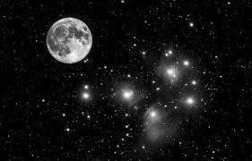 無料写真素材グラフィックフォトレタッチ月グラフィック宇宙画像素材