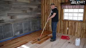 how to use half half tung oil on wood floor the real milk paint co