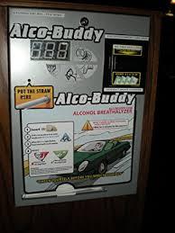 Breathalyzer Vending Machine Reviews Fascinating Amazon Alcobuddy Alcohol Breathalyzer Vending Machine Health
