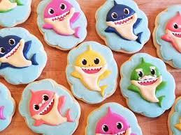 13 baby shark birthday party ideas