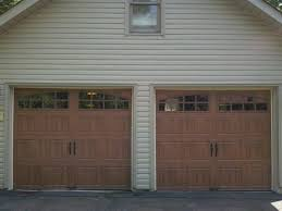 white wood garage door. Top Notch Image Of Home Exterior Decoration With Clopay Garage Door Ideas : Beautiful For White Wood