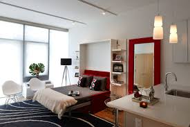 Mercedes House - Midtown Modern Interior Design - Studio Apartment  modern-bedroom