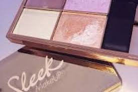usa sleek makeup solstice highlighting palette solstice solstice highlighting palette