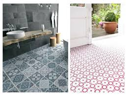 Patterned Linoleum Flooring Fascinating Patterned Linoleum Flooring Materials Vinyl Flooring Restless Design