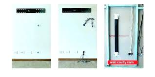 wall mounted hide wires home depot cables on mounting and hiding in kit tv wire hiders