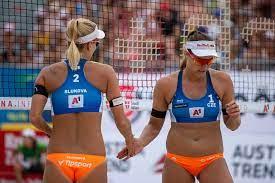 Czech-Japan Beach Volleyball Match ...