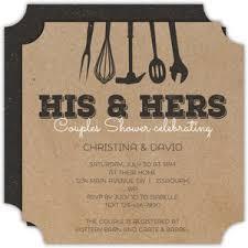 Couple Wedding Shower Invitations Couples Wedding Shower Invitations By Wedding Paperie