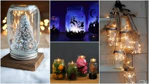 How To Decorate Canning Jars Beautiful Ways To Decorate With Mason Jars This Christmas 71