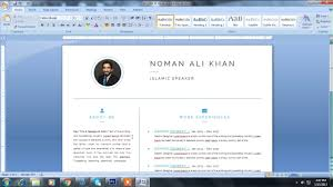 Creative Resume Cv Design Professional For 2017 How To Edit