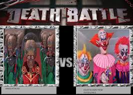 Image result for clowns from outer space