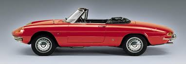 alfa romeo spider 1966. Contemporary Alfa 1966 Saw The Introduction Of A New Alfa Romeo Spider Convertible To  Replace Then Ageing Giulietta And It Became An Instant Classic With