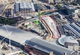 New google office Mountain View New Kings Cross In London Newsfeed Google To Build 1bn Uk Headquarters At Londons Kings Cross