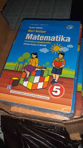 Soal uas pas matematika kelas 4 semester 1 k13 sd tahun 2019. Buku Siswa Mari Belajar Matematika Sd Mi Kelas 5 Usaha Makmur Shopee Indonesia