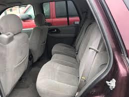 chevy trailblazer seat covers used 2006 chevrolet trailblazer for grinnell ia of chevy trailblazer seat