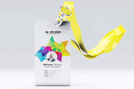 Business Id Card Template By Designhub Thehungryjpeg Com