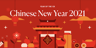 Lunar new year runs officially for three days, and even four if the holiday coincides with a sunday. Chinese New Year 2021 Year Of The Ox