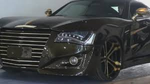 chrysler crossfire 2014. modified chrysler crossfire has audi a8 headlights amg engine and carbon fiber body video 2014 3