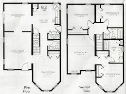 4 story house plans modern house floor plans 4 bedroom 3 bath 2 story memsahebnet