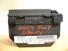 2009 jeep fuse box 2009 jeep liberty totally integrated module underhood fuse box 04692300ac
