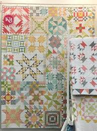 Sewing and Quilting Tutorials from Sew Lux – Sew Lux Fabric & So it should come as no surprise that when I saw this sampler at Quilt  Market using their newest Color Cut Dessert Rolls, I knew I needed to make  one! Adamdwight.com