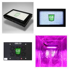 g8led 450w bloom only grow light coverage 12 square feet used when setting