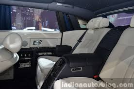 rolls royce 2015 interior. 2015 rolls royce phantom limelight collection interior at the auto shanghai