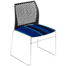 funky cafe furniture. EOS Net Cafe Chair Rod Sled Frame Stick Fabric Around Funky Furniture