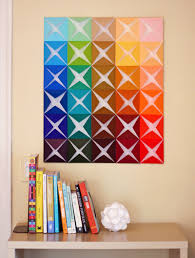 diy 36 simple and easy wall art