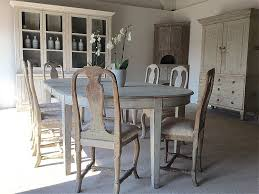 gustavian dining table and chairs. swedish 19thc gustavian extending dining table and chairs t