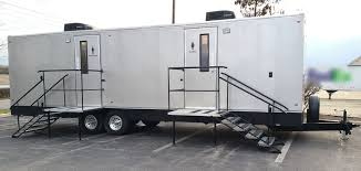 Indianapolis Portable Restrooms Trailers Showers Indy Portable New Trailer Bathroom Rental