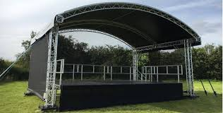 Outdoor & Indoor Stage Hire for Festivals and other events - Kent, London & UK
