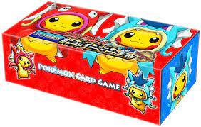 Pokemon Card game XY [JAPANESE version] Pokemon Center Magikarp Gyarados  Pretend Pikachu Special Box: Amazon.de: Toys & Games