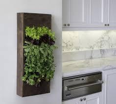 vertical herb box