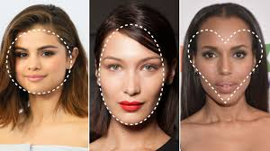 3 steps to finally answer this question what is my face shape