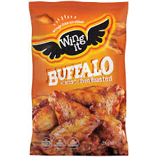 I bet costco has figured out that people are making buffalo chicken wings, and they have priced them according to demand. Wing It Chicken Buffalo Wings 2kg Costco Australia