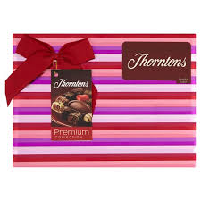 thorntons premium chocolates gift box 200g