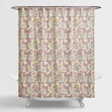 Shower Curtains \u0026 Shower Curtain Rings | World Market