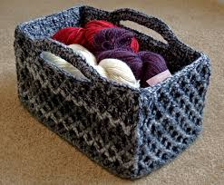Free Crochet Basket Patterns Amazing 48 Crochet Basket Patterns For Beginners Patterns Hub