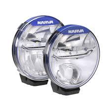 Narva Hid Lights Narva Ultima 175 L E D Combination Driving Light Kit