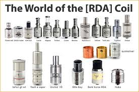 Guide To Vaping Rda Coils Spinfuel Vape