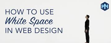 How To Use White Space In Web Design Meaningful Marketing
